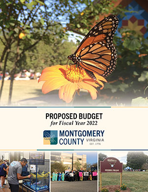 Montgomery County FY 22 Proposed Budget